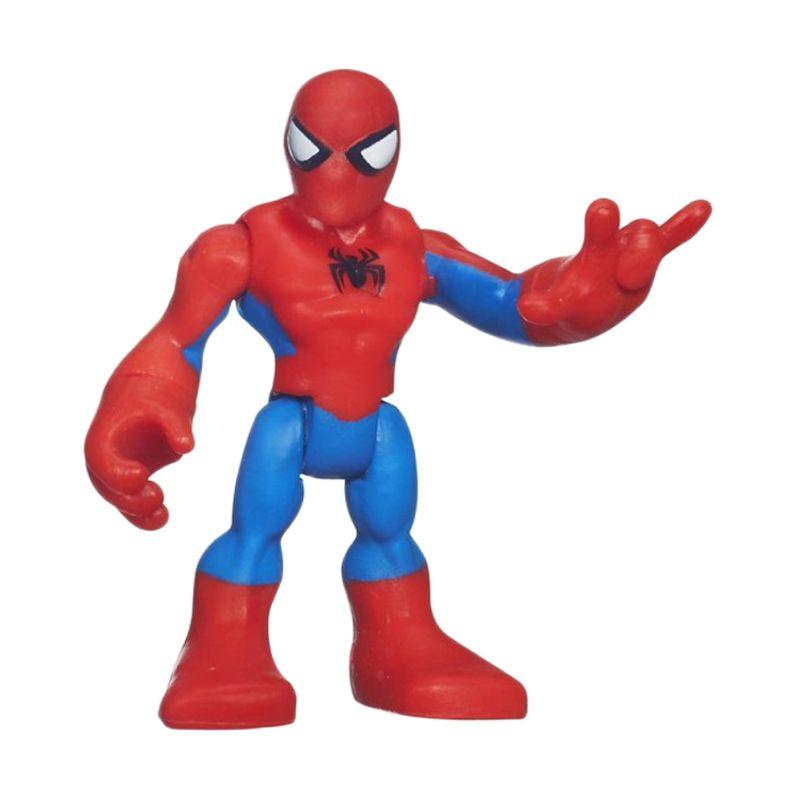 Playskool Heroes Marvel Super Hero Adventures Spider Man 37653 Mainan Anak