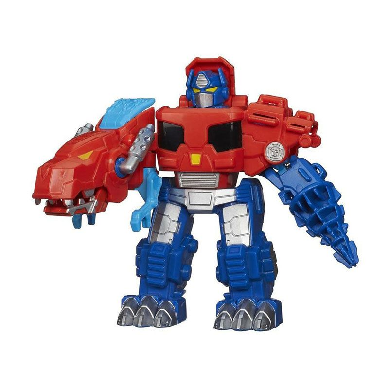 Playskool Heroes Transformers Rescue Bots Optimus Prime A8238 Mainan Anak