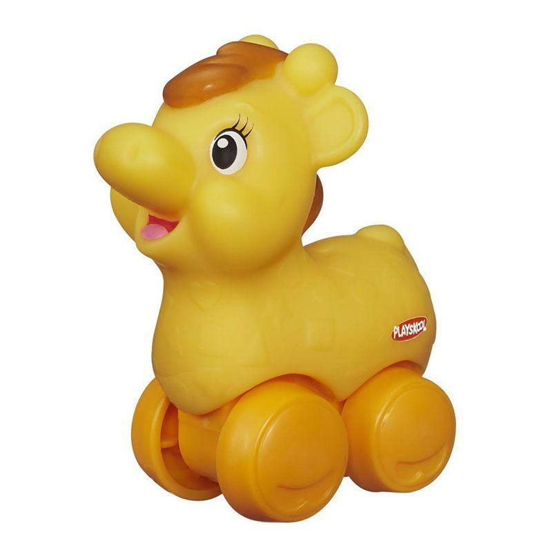 Playskool Mini Wheel Pals Giraffe A7819 Mainan Anak