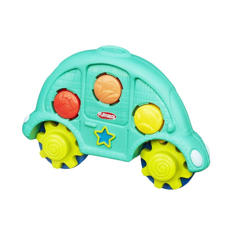Playskool Roll N Gears Car B0500 Mainan Anak