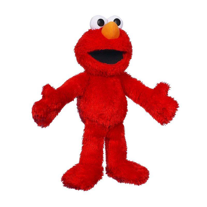 Playskool Sesame Street Lets Cuddle Elmo A1885 Mainan Anak