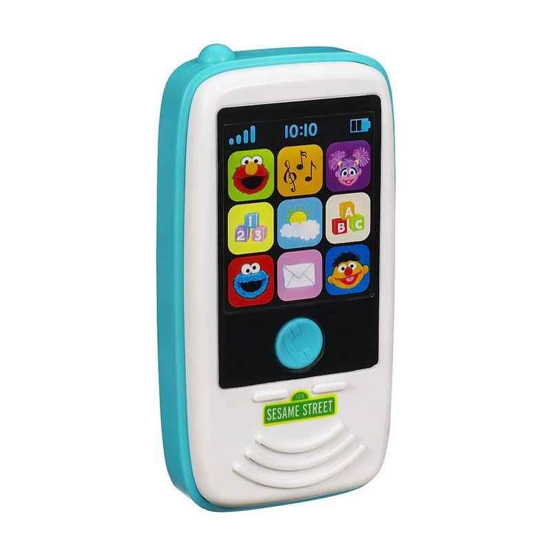 Playskool Sesame Street Sesame Street Smartphone A1557 Mainan Anak