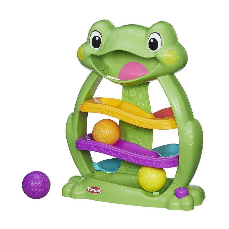 Playskool Tumble N Glow Froggio A7378 Mainan Anak