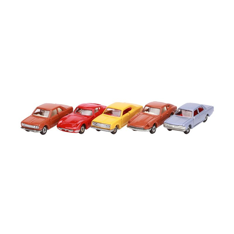 Tomica 40th Anniversary Re-issue Vol. 2 Set Diecast