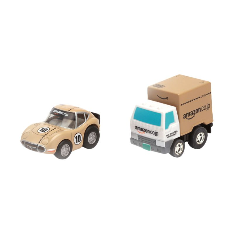 Tomica Amazon.co.jp Toy Store 10th Anniversary Choro Q Set Diecast [1:64]