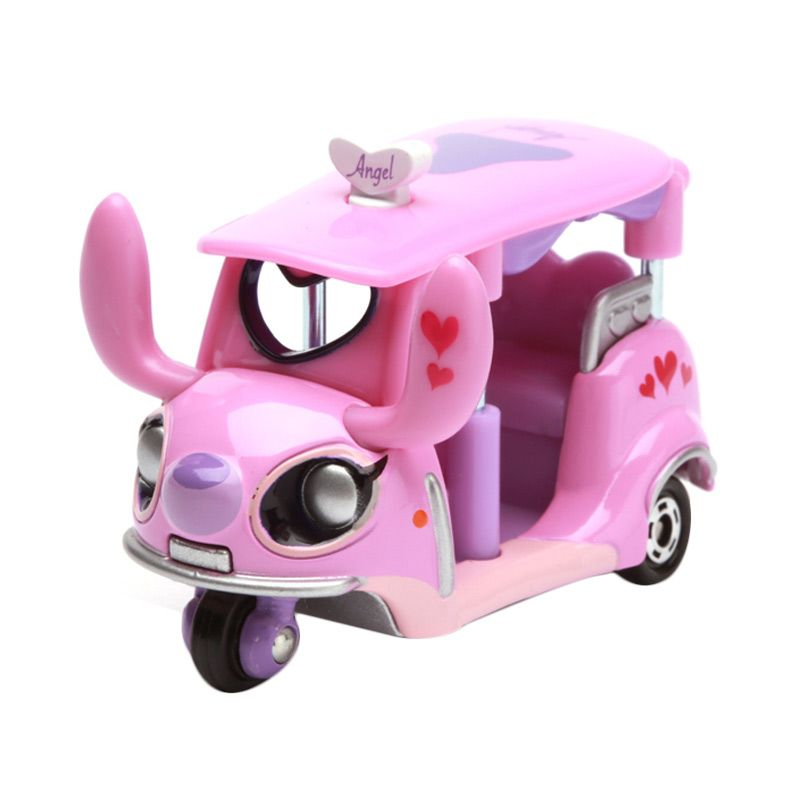 Tomica Angel Car Pink Diecast