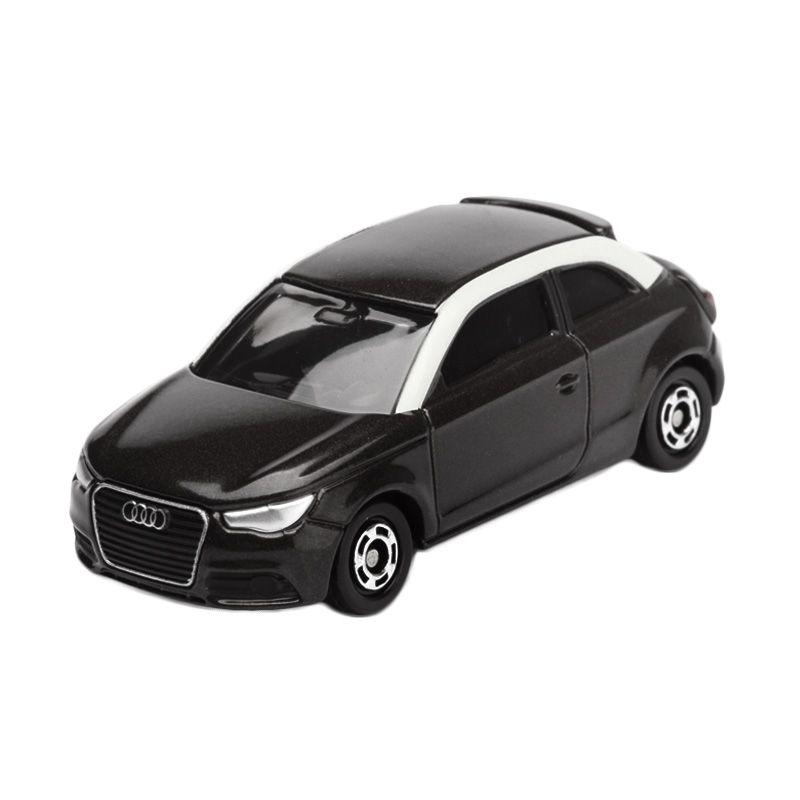 Tomica Audi A1 Black Diecast