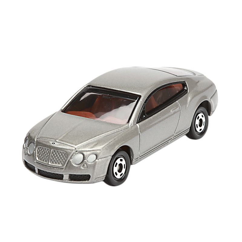 Tomica Bentley Continental GT Silver Diecast [1:64]