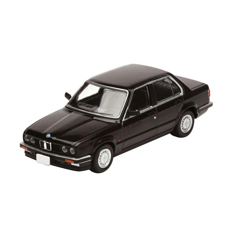 Tomica BMW 325i Black Diecast