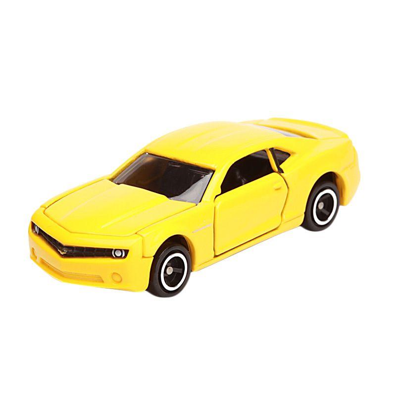 Tomica Chevrolet Camaro Yellow Diecast