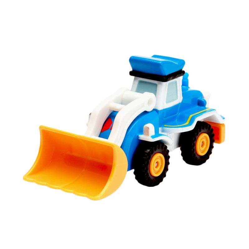 Tomica Chubby Loader Donald Duck Blue Diecast [1:64]