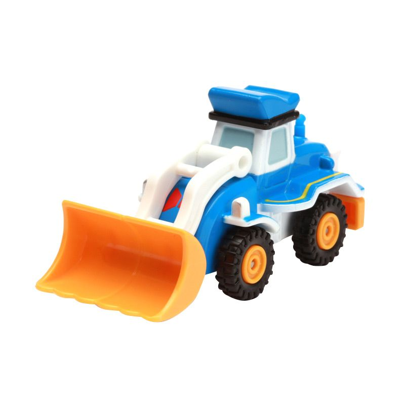 Tomica Chubby Loader Donald Duck Blue Diecast