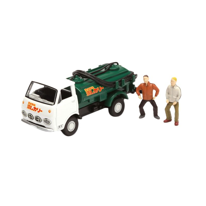 Tomica Clippers sink Curry Green Diecast