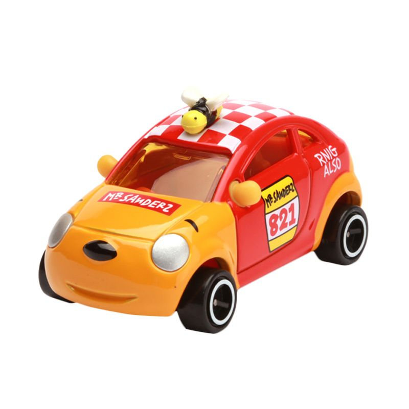 Tomica Corrotto Racing Red Diecast