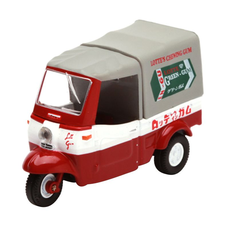 Jual Tomica Daihatsu Midget Red Diecast Online Juni 2020 Blibli Com