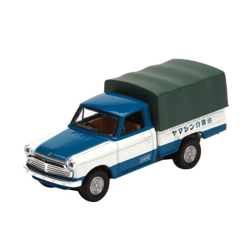 Tomica Datsun 1200 Truck Blue White Blue Diecast