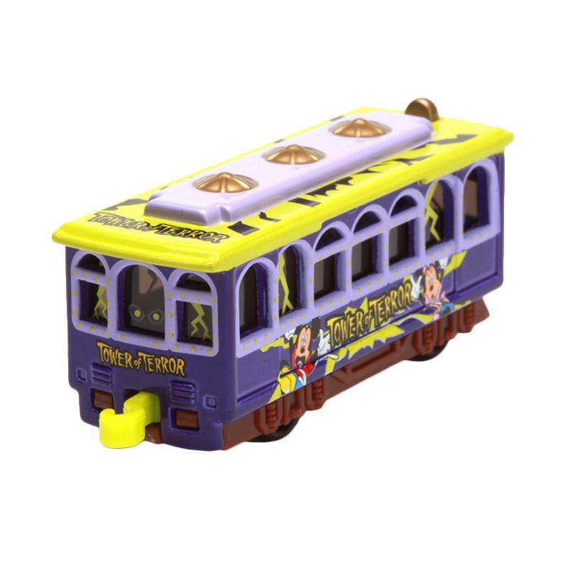 Tomica Disney Sea Electric Railway Purple Diecast