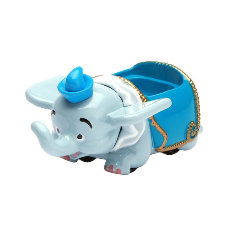 Tomica Dumbo the Flying Elephant Gray Diecast