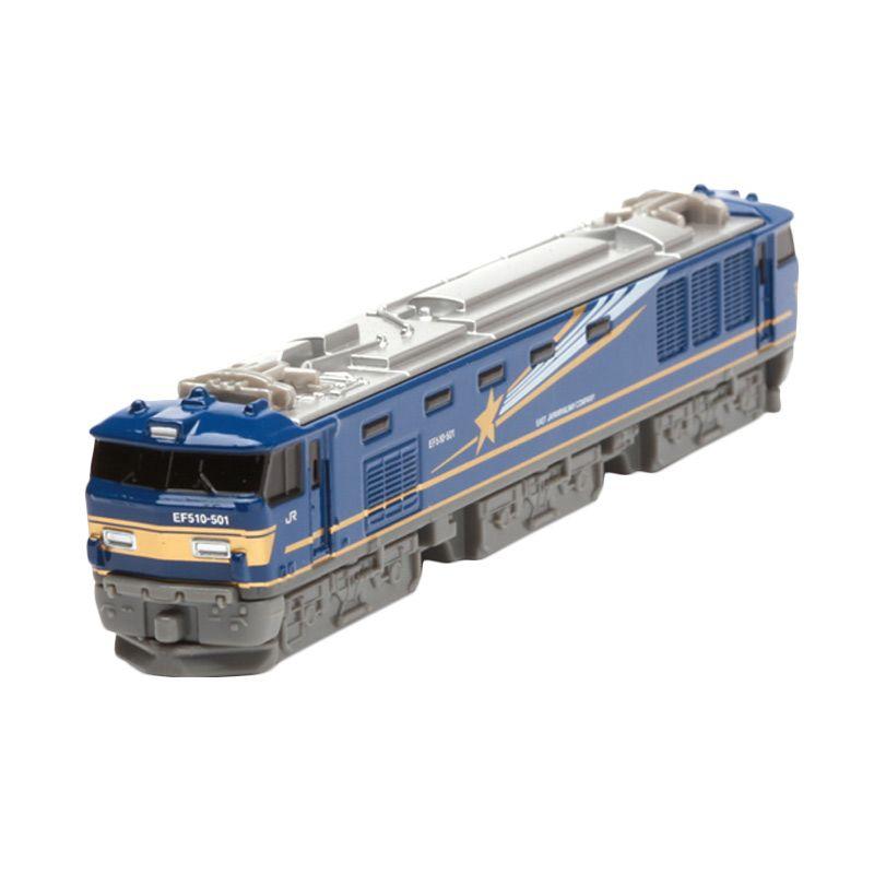 Tomica EF510-501 Hokutosei Blue Diecast