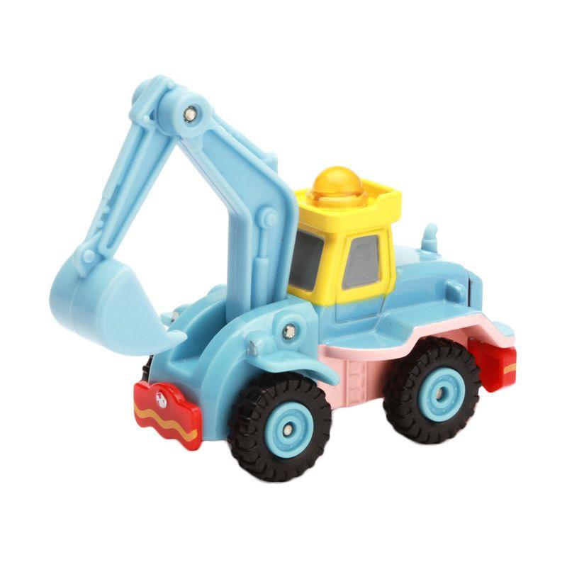 Tomica Excavator Dumbo Blue Diecast [1:64]