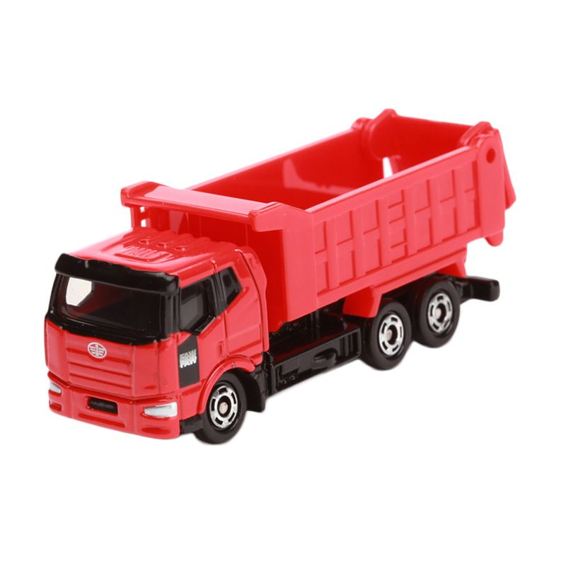 Tomica Faw Jiefang J6 Red Diecast