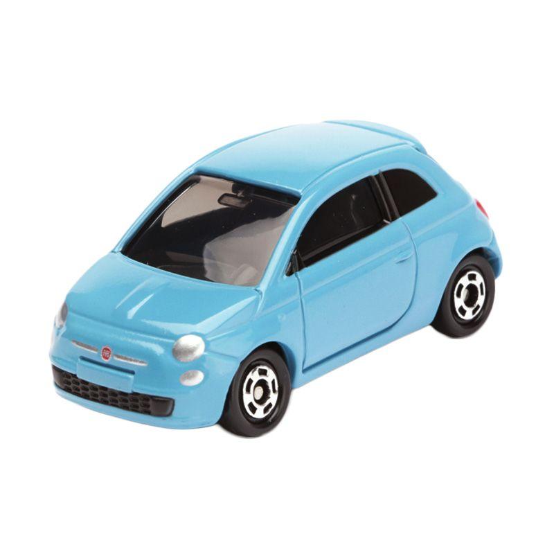 harga Tomica Fiat 500 Blue Diecast Blibli.com