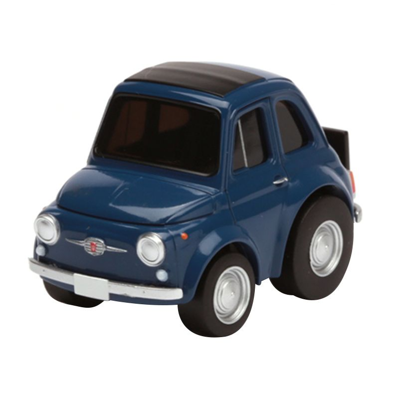 Tomica Fiat 500F Blue Diecast
