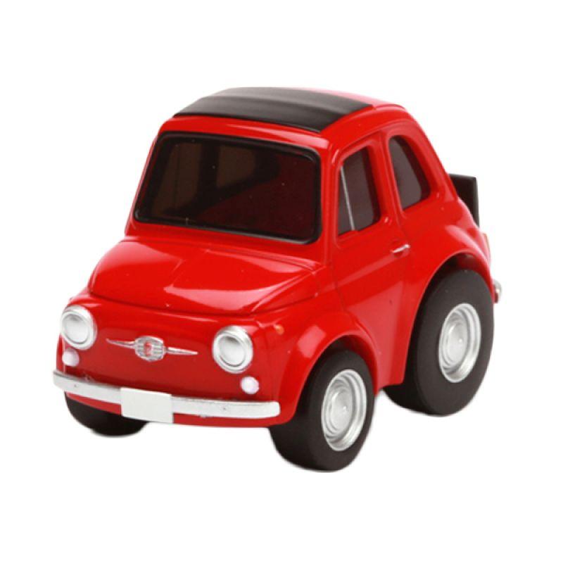 Tomica Fiat 500F Red Diecast