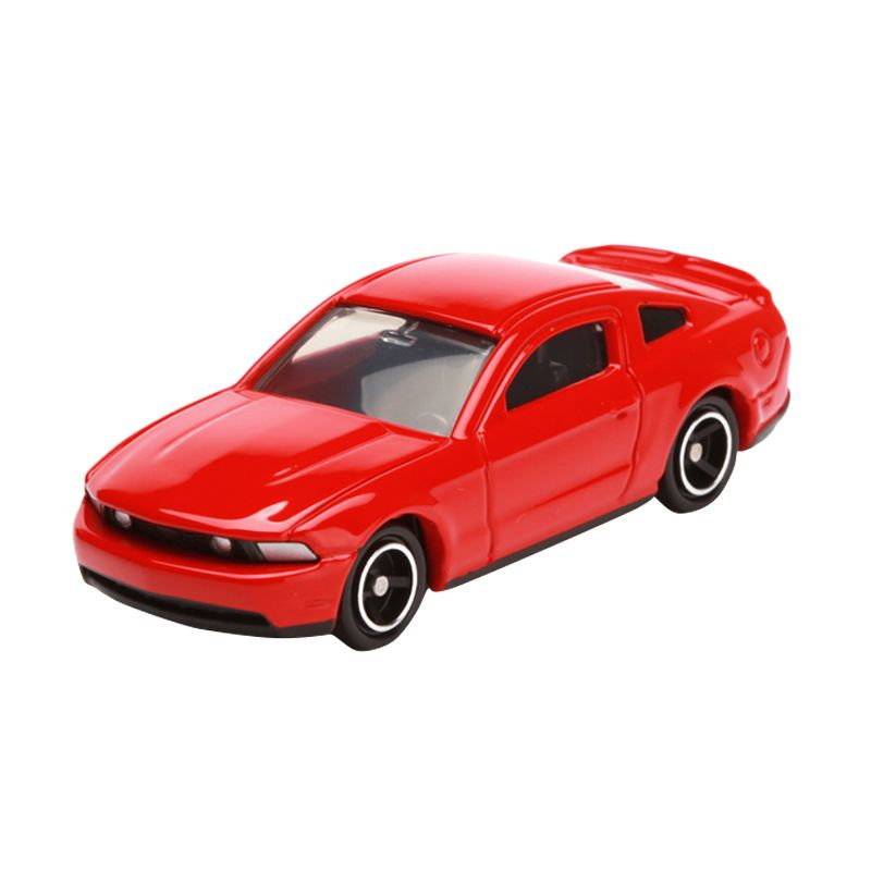 Tomica Ford Mustang GT V8 Red Diecast