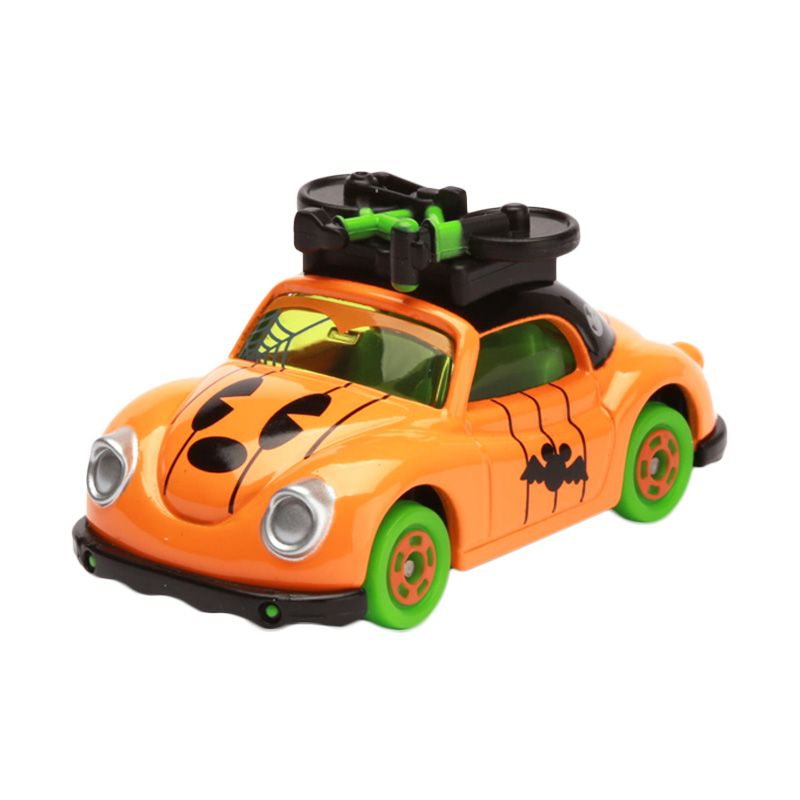 Tomica Halloween Mickey Mouse Orange Diecast