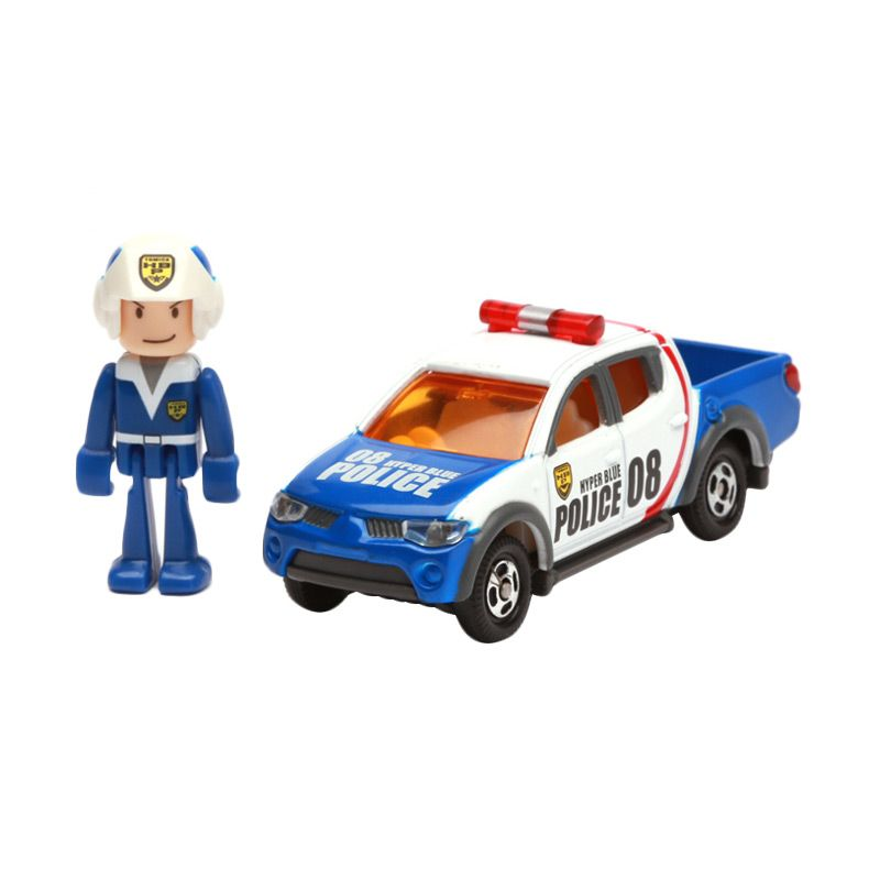 Tomica HBP 08 Blue Panther Blue Diecast