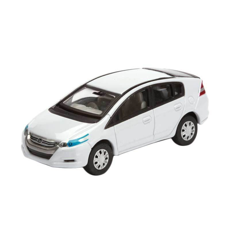 Tomica Honda Insight White Diecast [1:64]