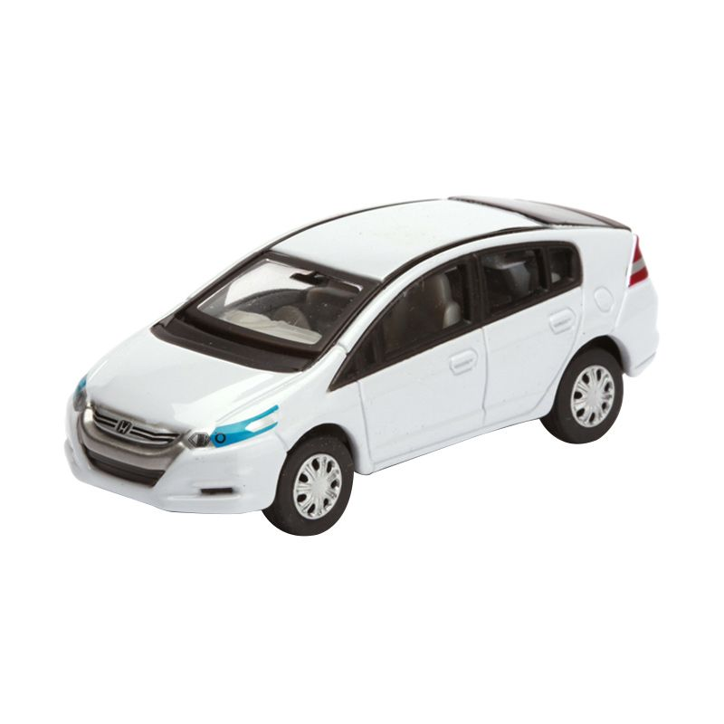 Tomica Honda Insight White Diecast
