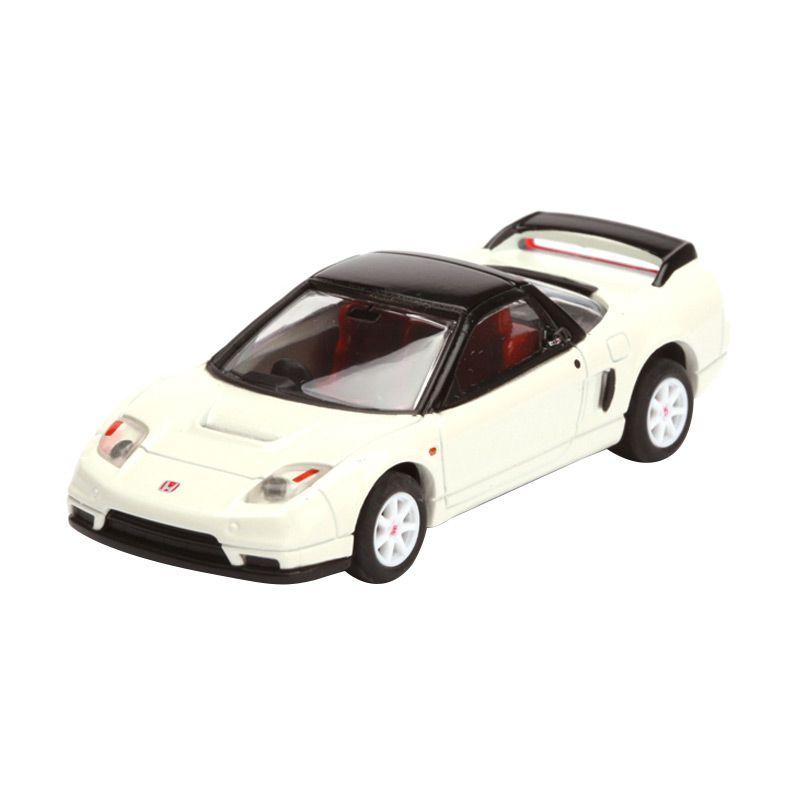 Tomica Honda NSX-R White Diecast