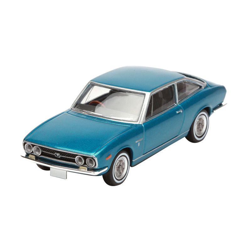 Tomica Isuzu 117 Coupe 1800 Blue Diecast