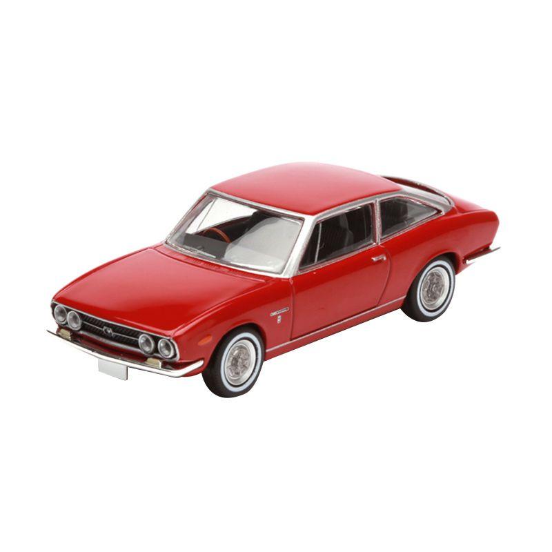 Tomica Isuzu 117 Coupe 1800 Red Diecast