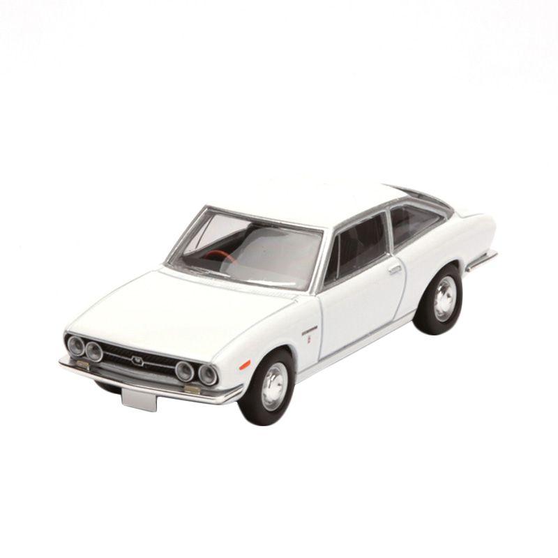 Tomica Isuzu 117 Coupe White Diecast