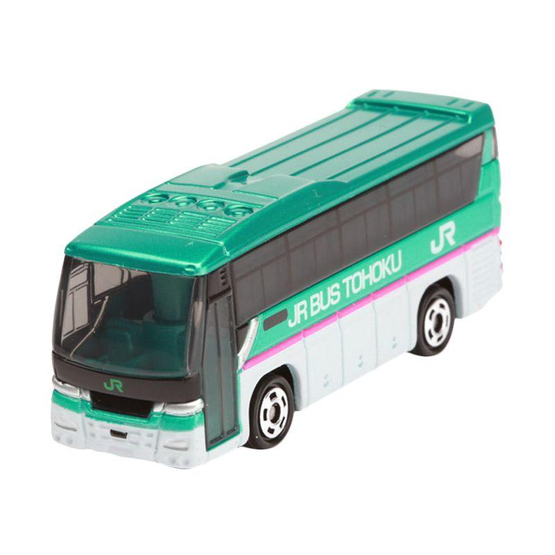 Tomica Isuzu Gala JR Bus Tohoku Green Diecast [1:64]