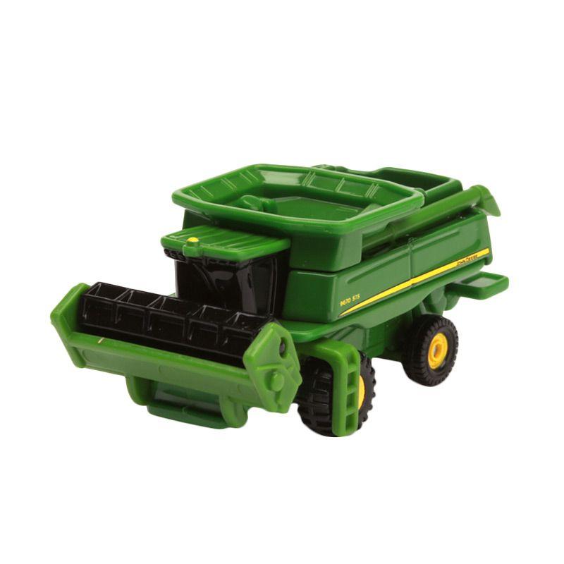Tomica John Deere Combine 9670STS Green Diecast