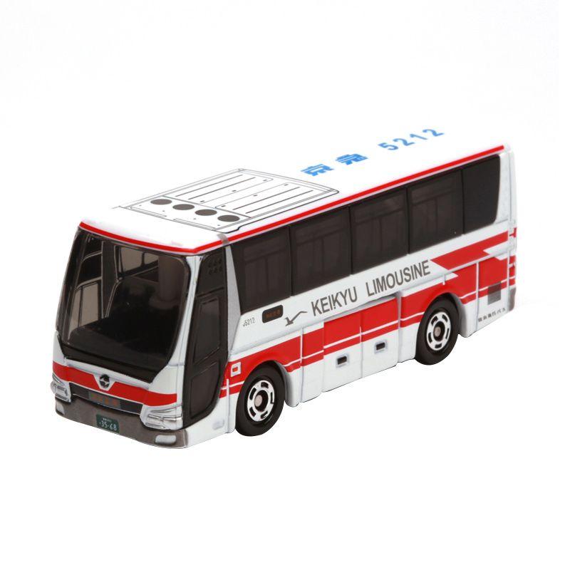 Tomica Keikyu Limousine Mitsubishi Aero Quenn Bus White Diecast
