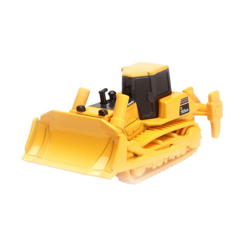 Tomica Komatsu Bulldozer D155AX-6 Yellow Diecast