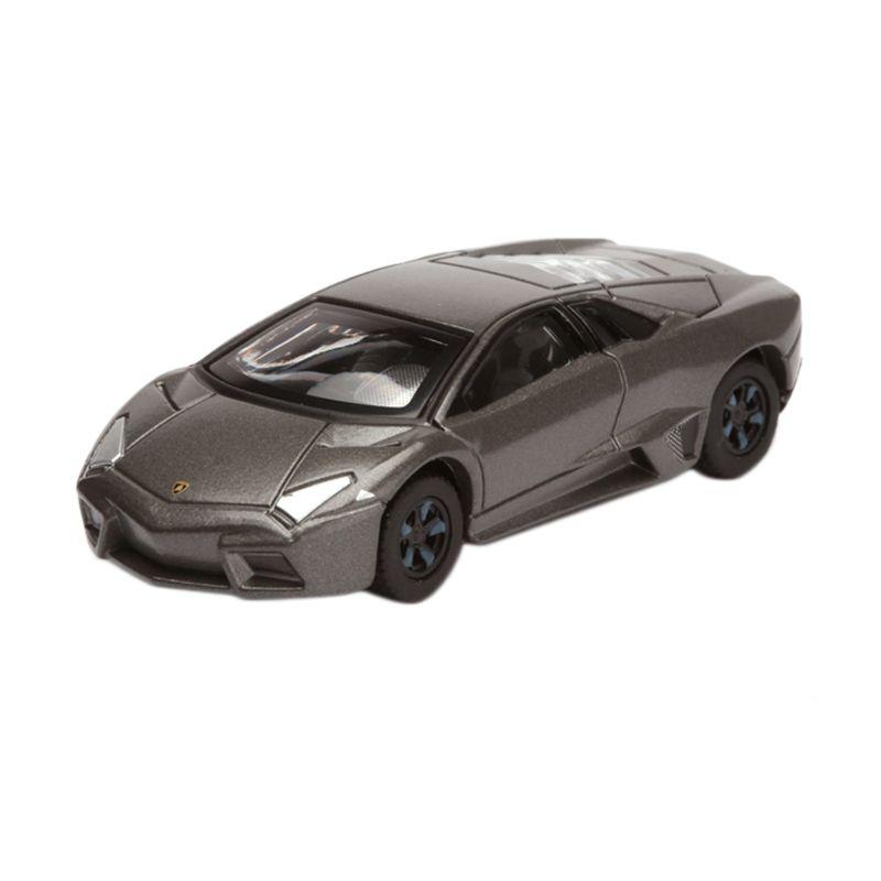 Tomica Lamborghini Reventon Silver Diecast