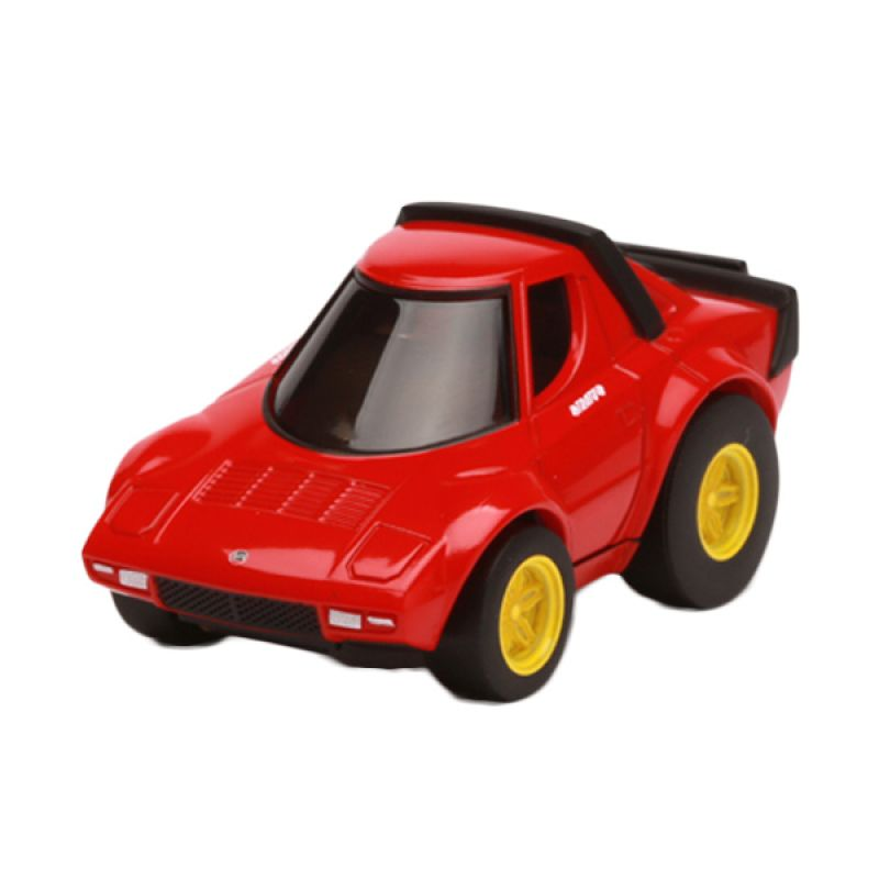 Tomica Lancia Stratos Red Diecast