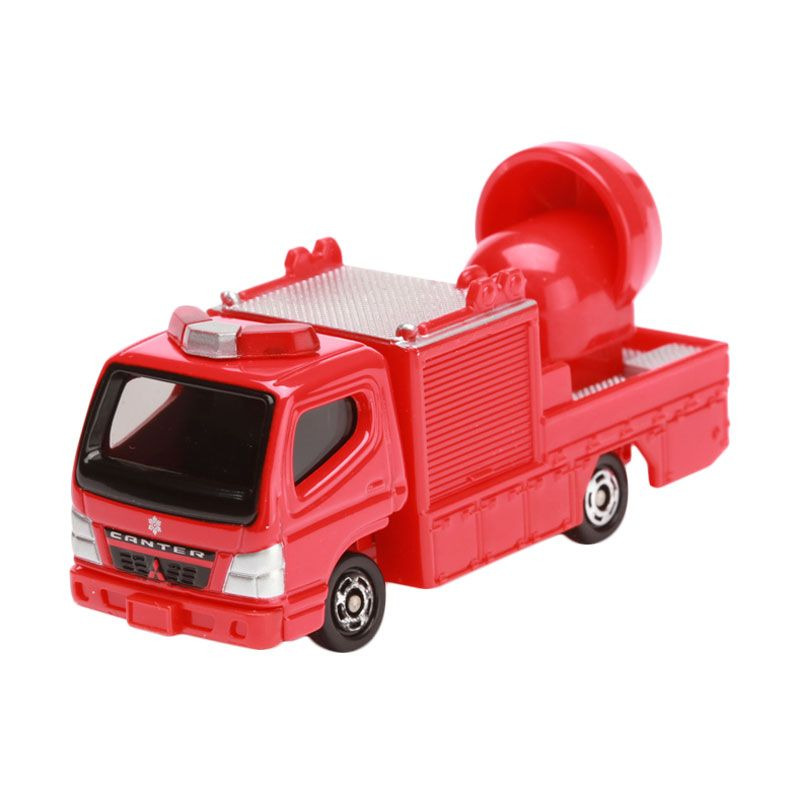 Tomica Large Size Blower Truck Red Diecast [1:64]