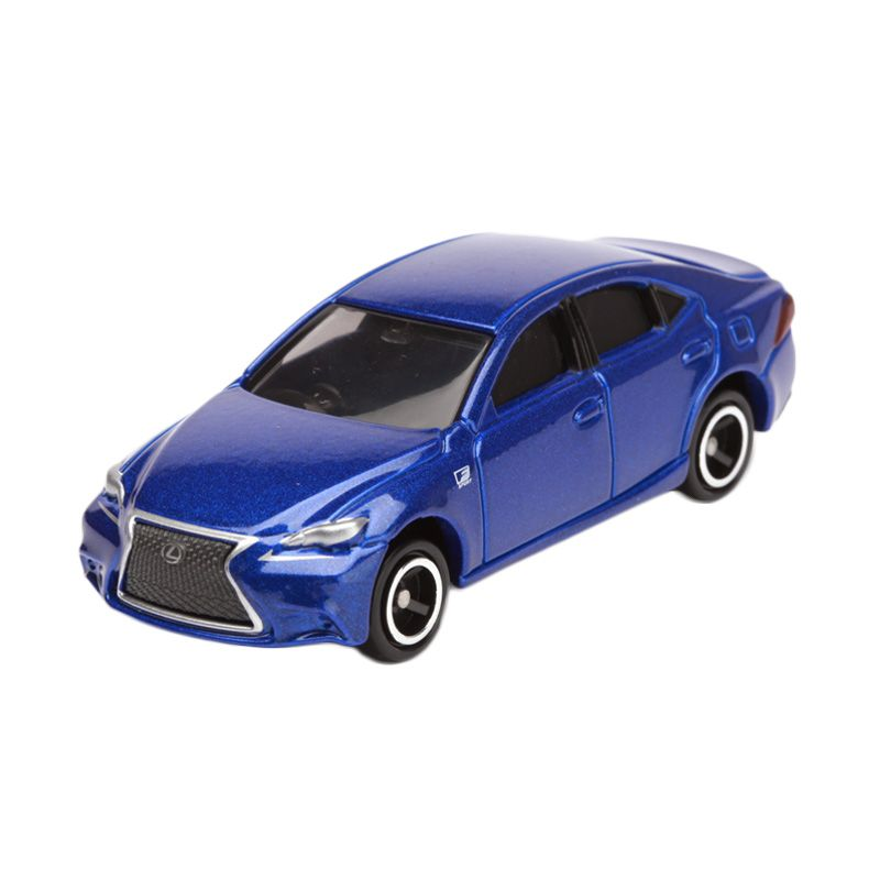 Tomica Lexus IS 350 F Sport Blue Diecast