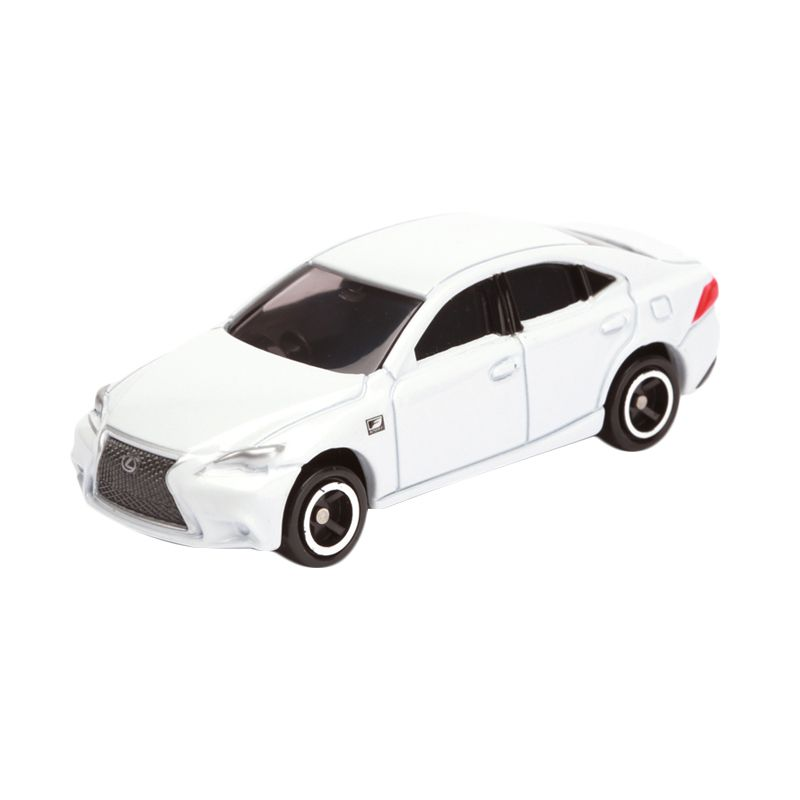 Tomica Lexus IS 350 F Sport White Diecast