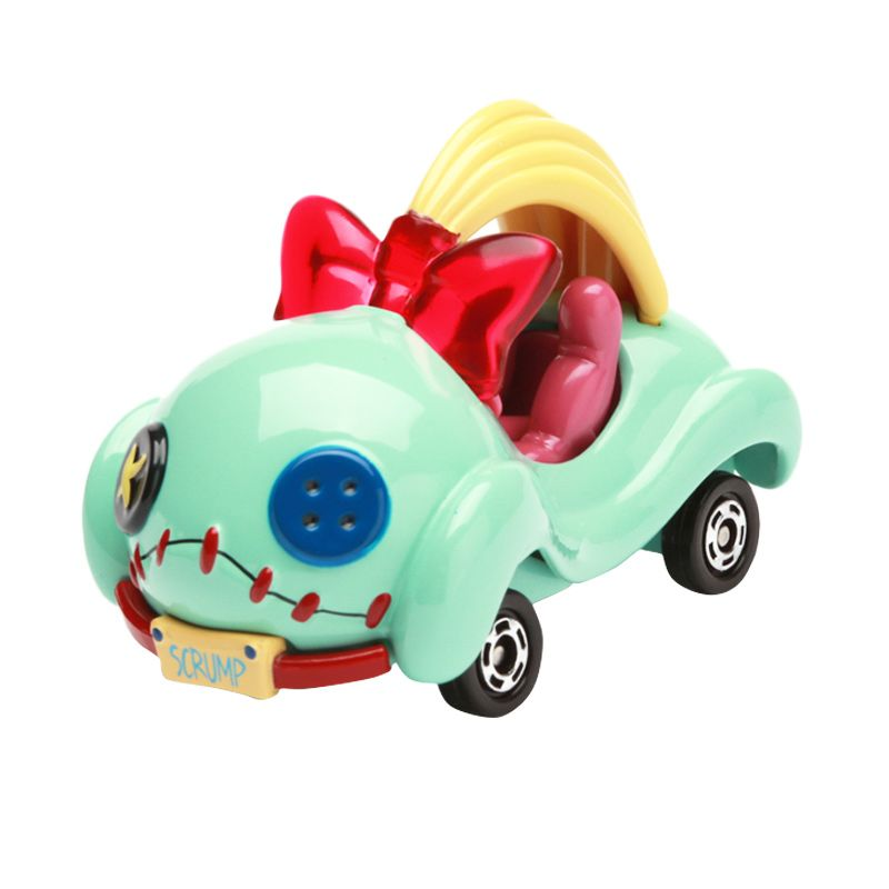 Tomica Lilo & Stich Car Green Diecast [1:64]