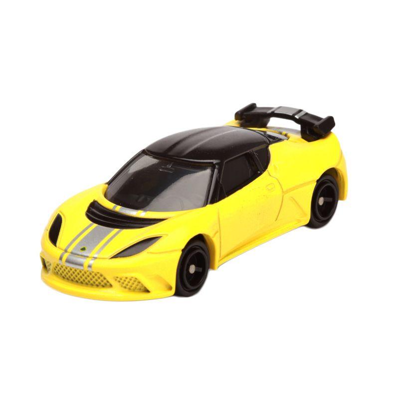 Tomica Lotus Evora GTE Yellow Diecast