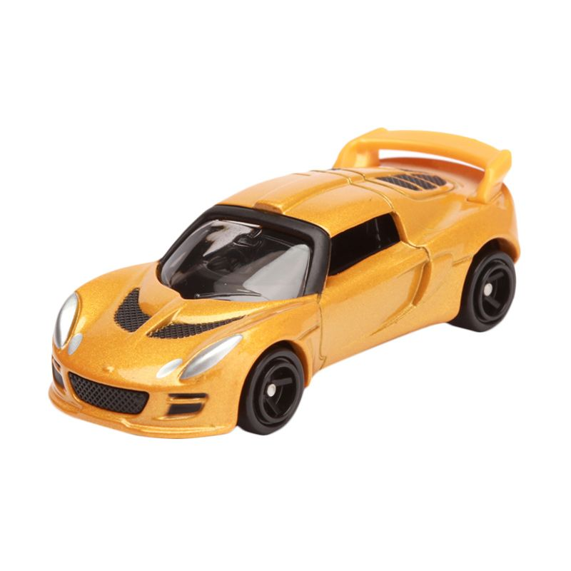 Tomica Lotus Exige S Orange Diecast
