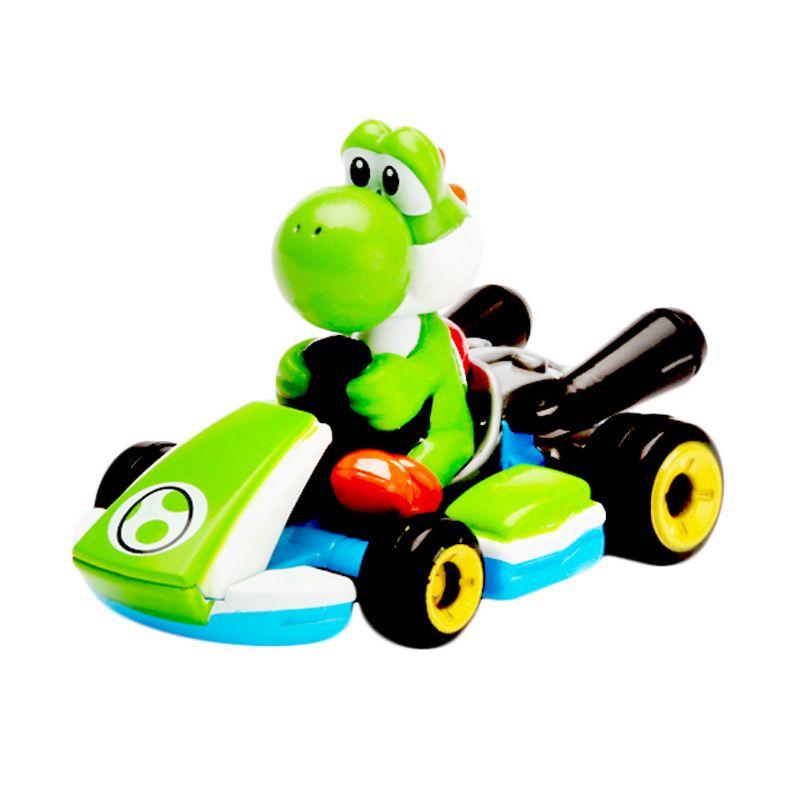 Tomica Mariokart 8 Yoshi Green Diecast